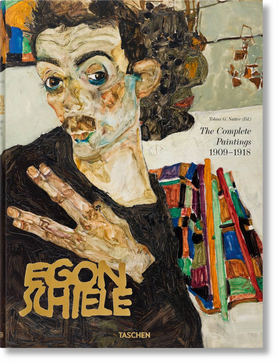 Egon Schiele. The Complete Paintings 1909–1918 - image 1