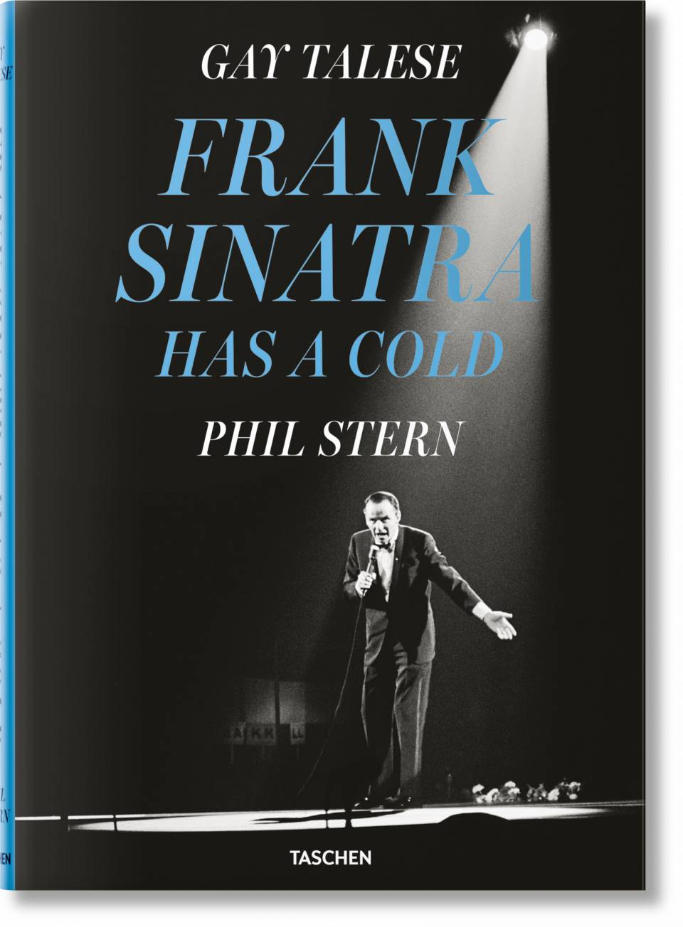 Gay Talese. Phil Stern. Frank Sinatra Has a Cold - image 1