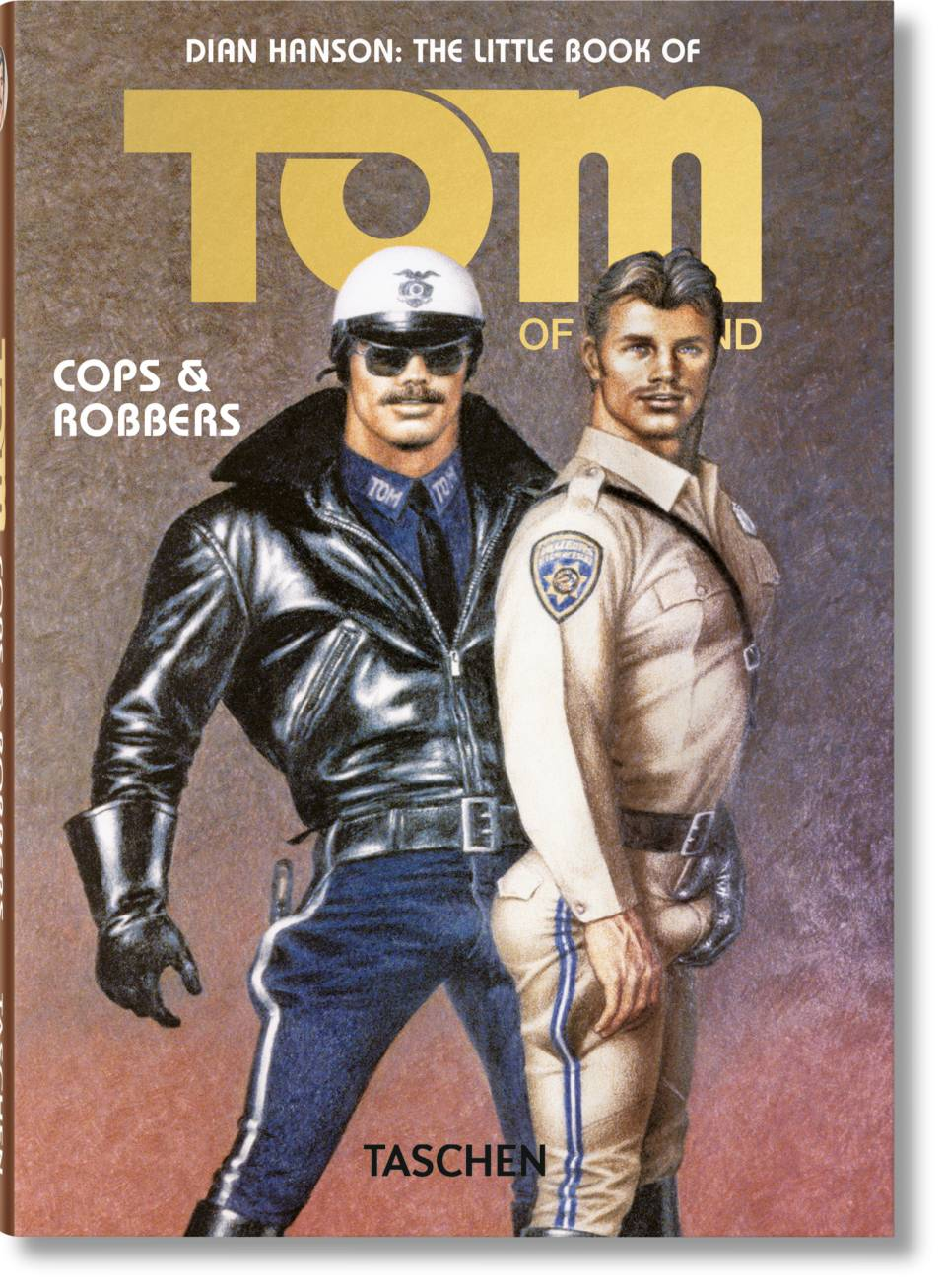 The Little Book of Tom: Cops & Robbers - image 1