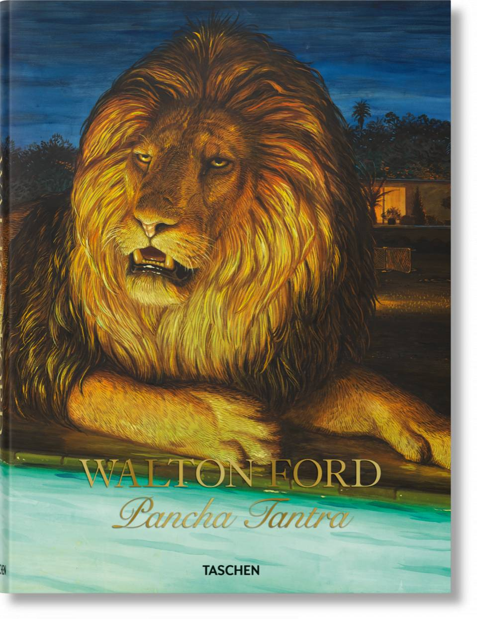 Walton Ford. Pancha Tantra. Updated Edition - image 1