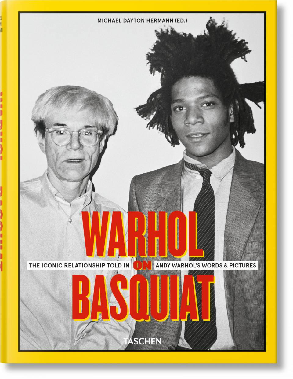 Warhol on Basquiat. The Iconic Relationship Told in Andy Warhol's Words and Pictures - image 1