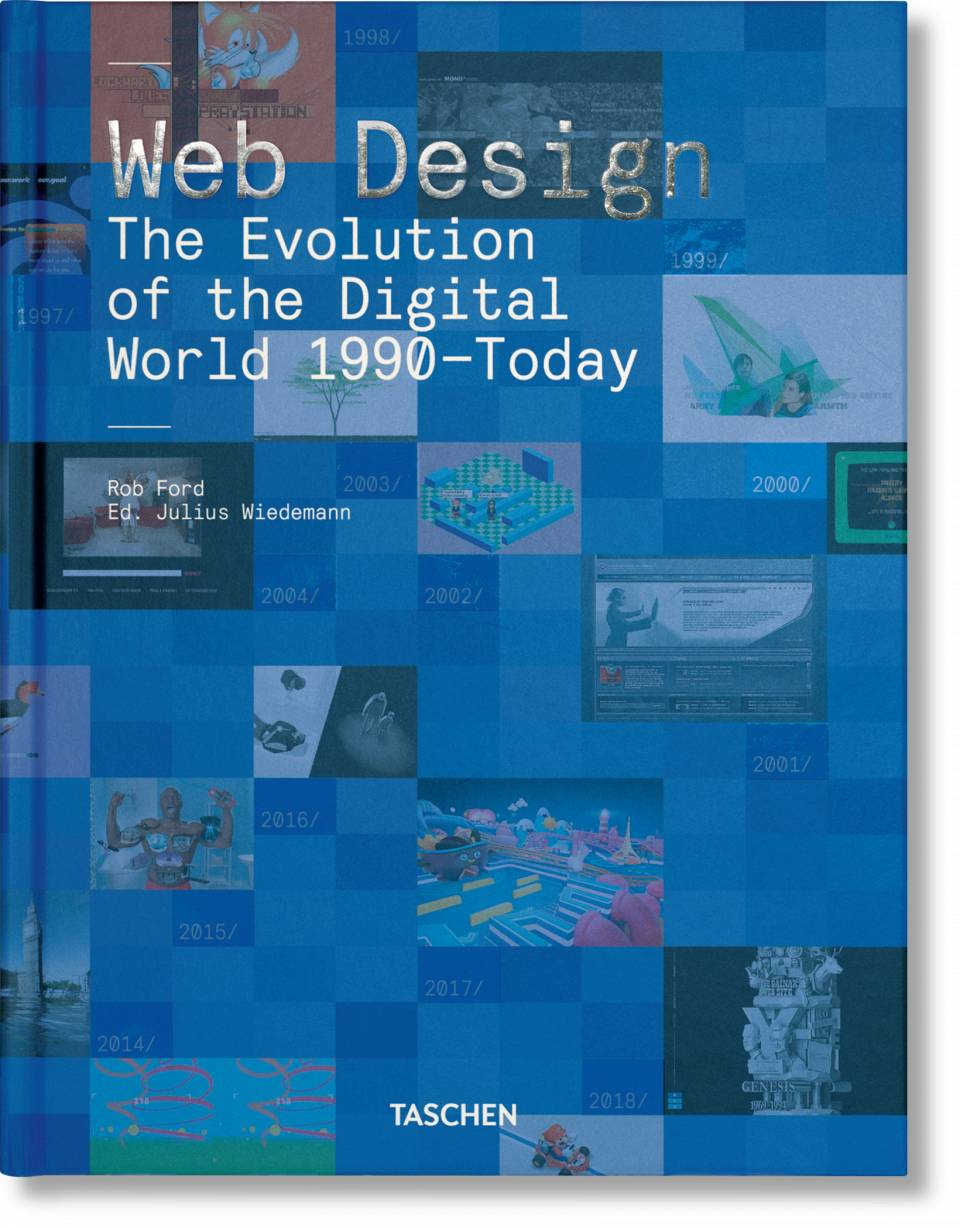 Web Design. The Evolution of the Digital World 1990–Today - image 1