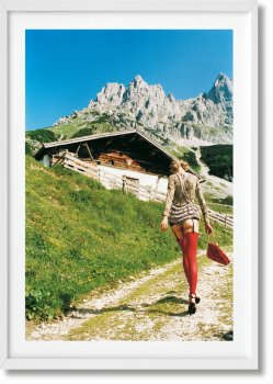 Ellen von Unwerth. Heimat. Art Edition No. 301–400 'Heidi' (Limited Edition)