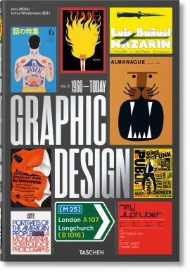 The History of Graphic Design. Vol. 2. 1960–Today