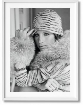 Barbra Streisand, Art Edition No. 1–100, Steve Schapiro 'Barbra for Harper's Bazaar' (Limited Edition)
