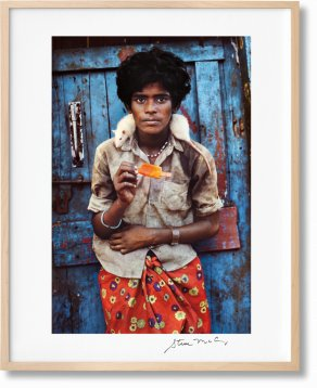 Steve McCurry. Animals. Art Edition No. 101–200 'Chennai, India, 1996' (Limited Edition)