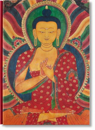 Thomas Laird. Murals of Tibet (Limited Edition)