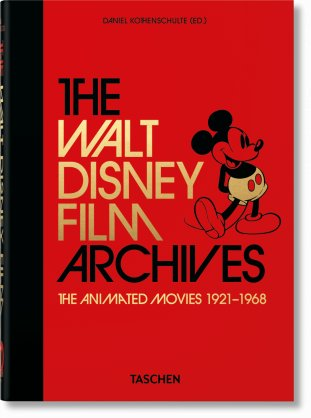 The Walt Disney Film Archives. The Animated Movies 1921–1968. 40th Ed.