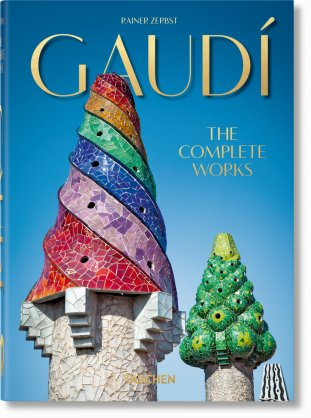 Gaudí. The Complete Works. 40th Ed.
