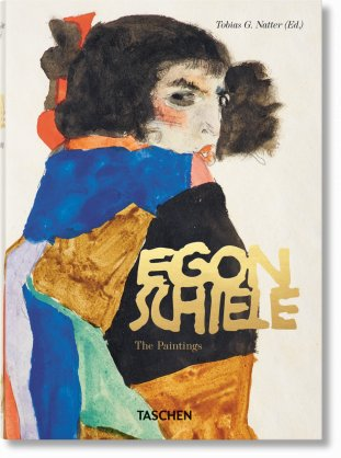 Egon Schiele. The Paintings. 40th Ed.