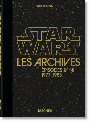 Les Archives Star Wars. 1977–1983. 40th Ed.