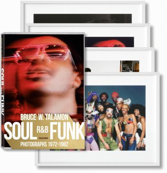 Bruce W. Talamon. Soul. R&B. Funk. Photographs 1972–1982, Art Edition (Limited Edition)