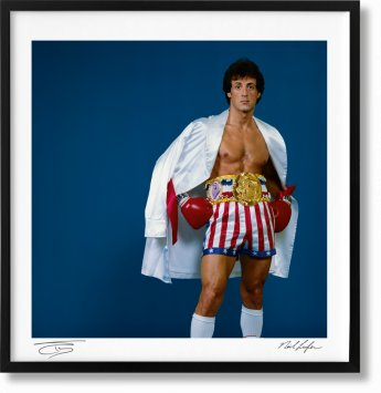 Rocky. Toute la saga. Art Edition No. 1–25 'Rocky III' (1982) (Limited Edition)