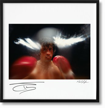 Rocky. Toute la saga. Art Edition No. 26–50 'Rocky II' (1979) (Limited Edition)