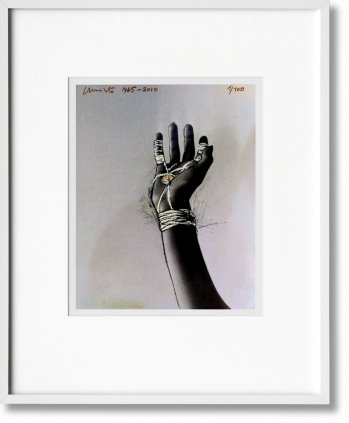 Christo and Jeanne-Claude. Art Edition B. No. 7–100 (Limited Edition)