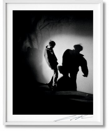 Tom Wolfe. The Electric Kool-Aid Acid Test, Art Edition No. 1–100, Lawrence Schiller 'Me and My Shadow' (Limited Edition)