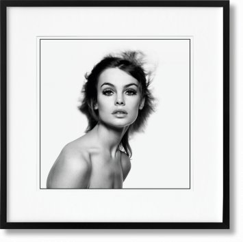 David Bailey. Art Edition No. 76–150 'Jean Shrimpton, 1965' (Limited Edition)