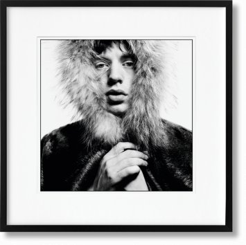 David Bailey. Art Edition No. 151–225 'Mick Jagger, 1964' (Limited Edition)