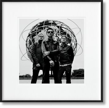 Depeche Mode by Anton Corbijn, Art Edition No. 101–200, 'SOTU, New York, 2008' (Limited Edition)