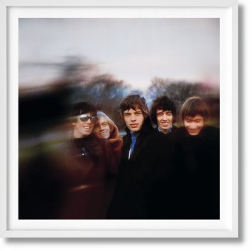 The Rolling Stones. Art Edition No. 151–225, Gered Mankowitz 'Smiling Buttons' (Limited Edition)