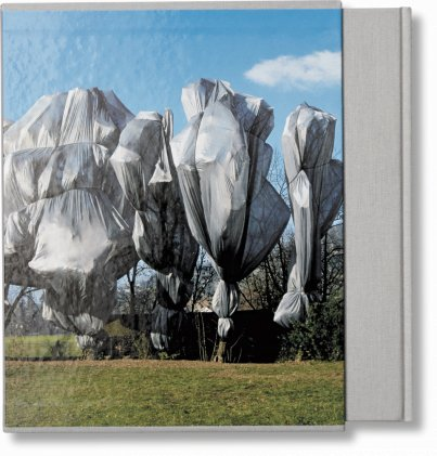 Christo and Jeanne-Claude. Wrapped Trees. Basel 1997–1998 (Limited Edition)