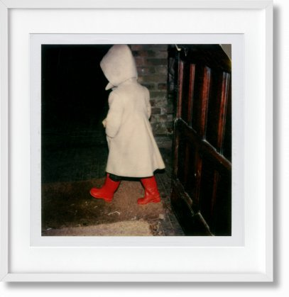Linda McCartney. The Polaroid Diaries, Art Edition No. 63–124 'Sussex, England, 1980s' (Limited Edition)
