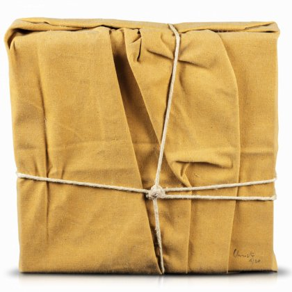Christo and Jeanne-Claude. The Floating Piers. Art Edition No. 1–20 (Wrapped Book) (Limited Edition)