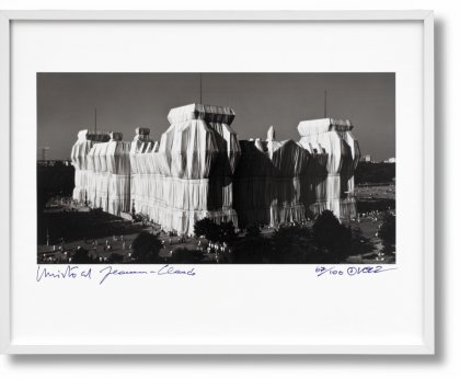 Christo and Jeanne-Claude. Wrapped Reichstag. Berlin 1971-1995 (Limited Edition)