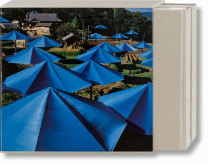 Christo and Jeanne-Claude. Umbrellas Japan/USA 1984–1991 (Limited Edition)