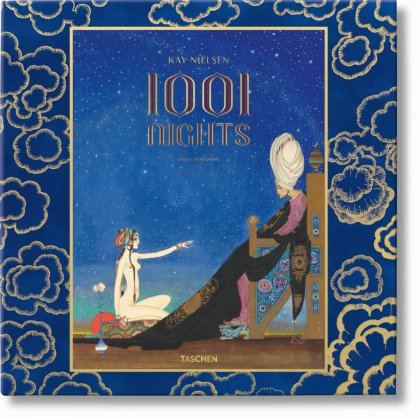Kay Nielsen. A Thousand and One Nights