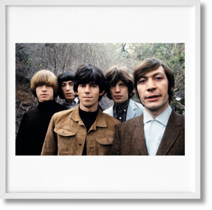 The Rolling Stones. Art Edition No. 226–300, Guy Webster 'Big Hits' (Limited Edition)