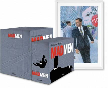 Matthew Weiner. Mad Men. Art Edition No. 1–500. Script Edition (Limited Edition)