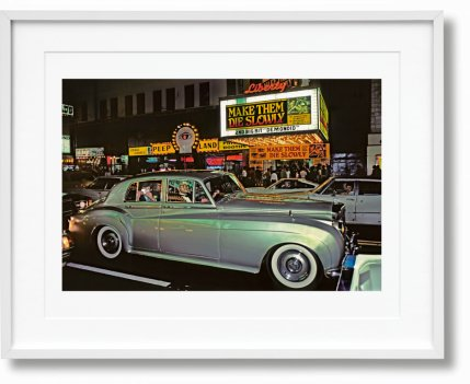 Marvin E. Newman, Art Edition No. 226–300 '42nd Street, 1983' (Limited Edition)