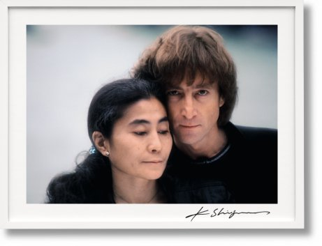 Kishin Shinoyama. John Lennon & Yoko Ono. Double Fantasy. Art Edition No. 1–125 'Untitled' (Limited Edition)