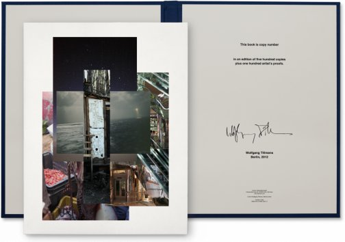Wolfgang Tillmans. Neue Welt, Art Edition (Limited Edition)