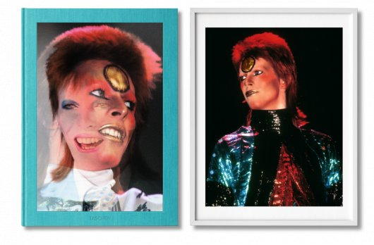 Mick Rock. David Bowie, Art Edition No. 1–100 'UK Summer Tour, 1973' (Limited Edition)