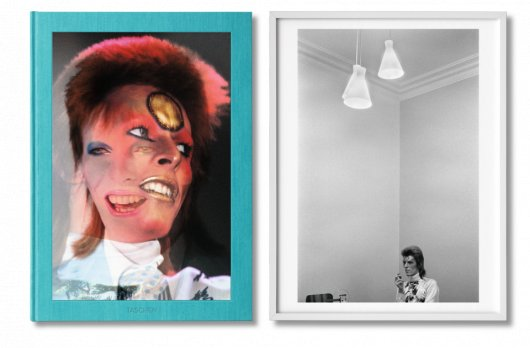 Mick Rock. David Bowie, Art Edition No. 101–200, 'Scotland, May 1973' (Limited Edition)