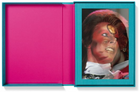 Mick Rock. The Rise of David Bowie, 1972-1973 (Limited Edition)
