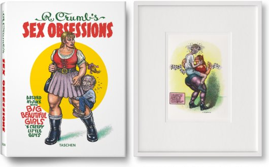 Robert Crumb's Sex Obsessions (Limited Edition)