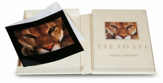 Frans Lanting. Eye to Eye (Limited Edition)