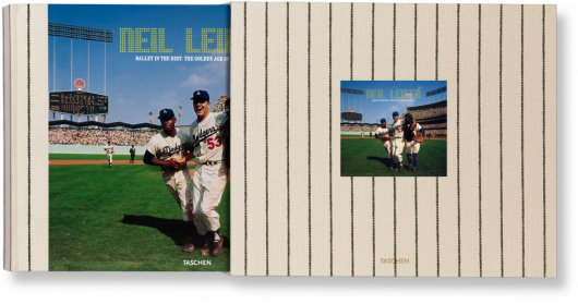 Neil Leifer. The Golden Age of Baseball (Limited Edition)