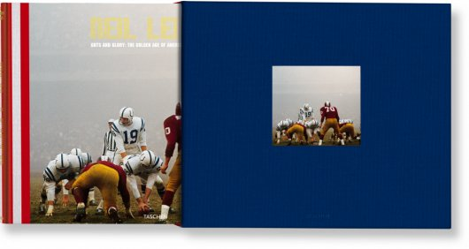 Neil Leifer. Guts & Glory. The Golden Age of American Football 1958-1978 (Limited Edition)