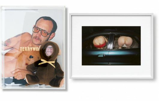 Terry Richardson. Terryworld, Art Edition No. 751–1,000 'Asses' (Limited Edition)