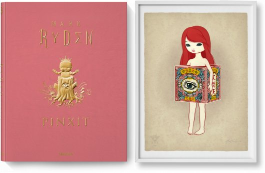 Mark Ryden. Pinxit, Art Edition (Limited Edition)