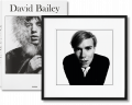 David Bailey. Art Edition No. 226–300 'Andy Warhol, 1965' (Limited Edition)