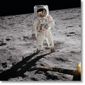 Buzz Aldrin. Apollo 11. 'A Man on the Moon' (Limited Edition)