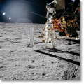 Buzz Aldrin. Apollo 11. 'Solar Wind Composition Experiment' (Limited Edition)