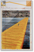 Christo and Jeanne-Claude. The Floating Piers, Art Edition No. 21–40 (Collage)