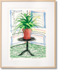 David Hockney. A Bigger Book, Art Edition No. 501–750 'Untitled, 468' (Limited Edition)