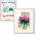 David Hockney. My Window. Art Edition (No. 1–250) 'No. 535', 28th June 2009 (Limited Edition)